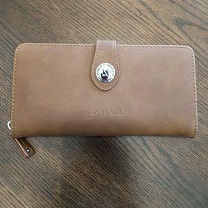 Stone & Co wallet